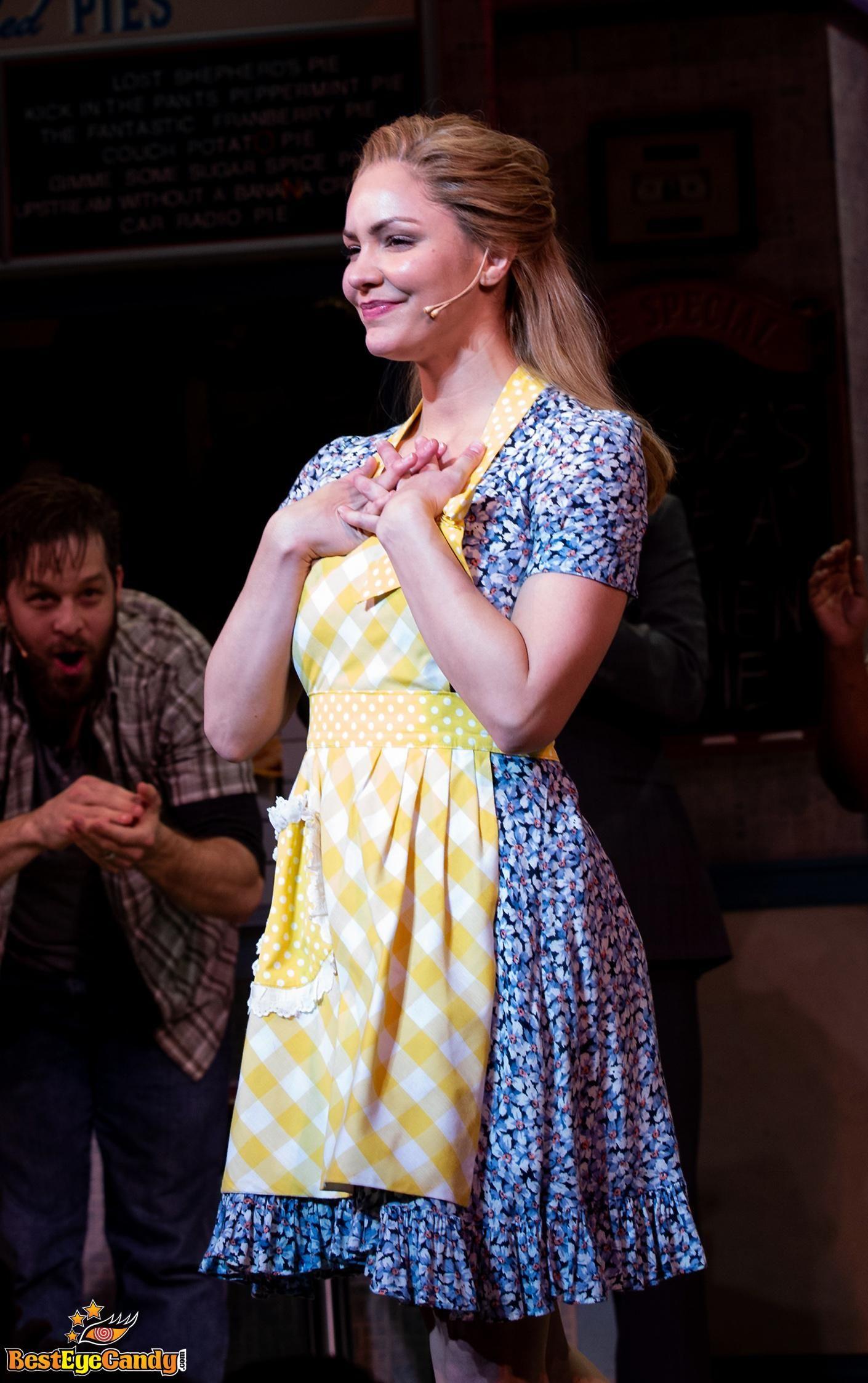Katharine Mcphee Katharine Mcphee Waitress Waitress Musical
