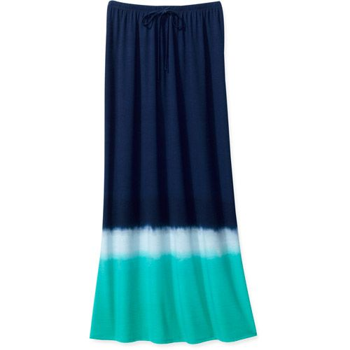 Faded Glory Women's Knit Maxi Skirt: Women : Walmart.com - I love ...