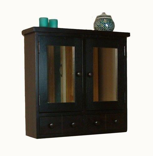 Wooden Bathroom Wall Cabinets Bathroom Wall Cabinets Pinterest