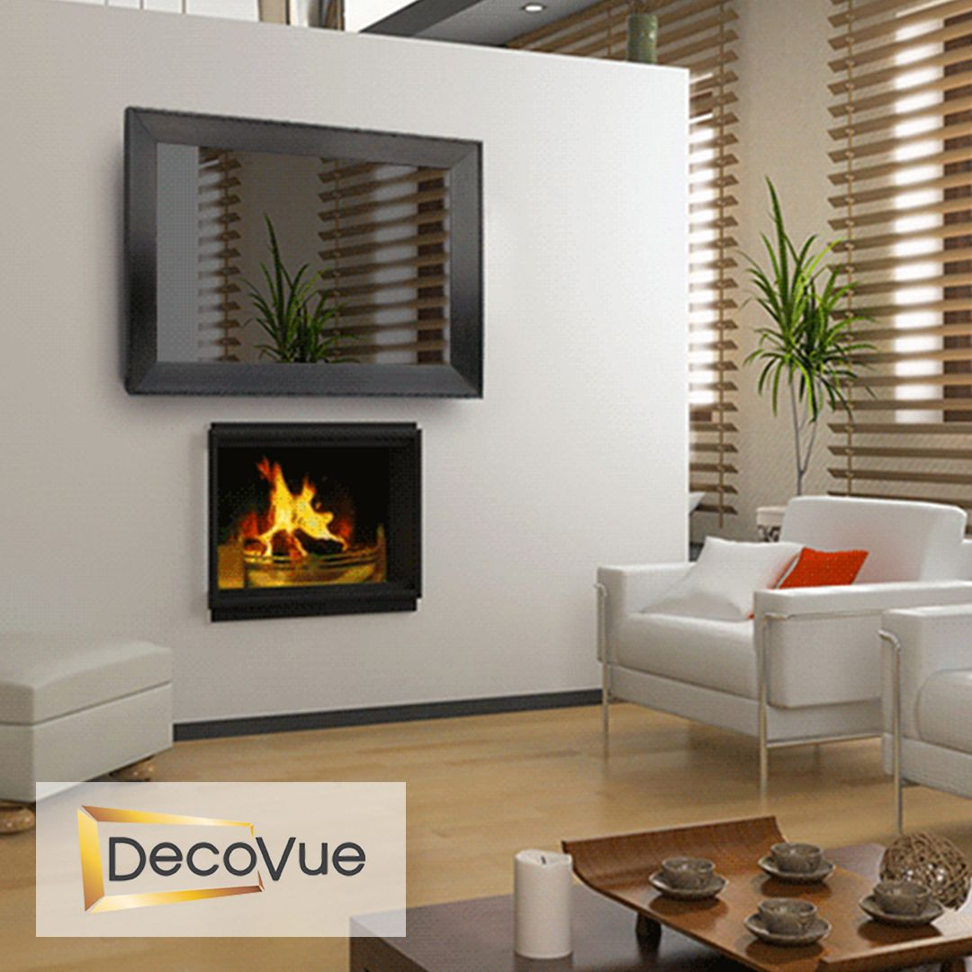 Decovue Framed Tv Delivers Exquisite Display And Turns Into
