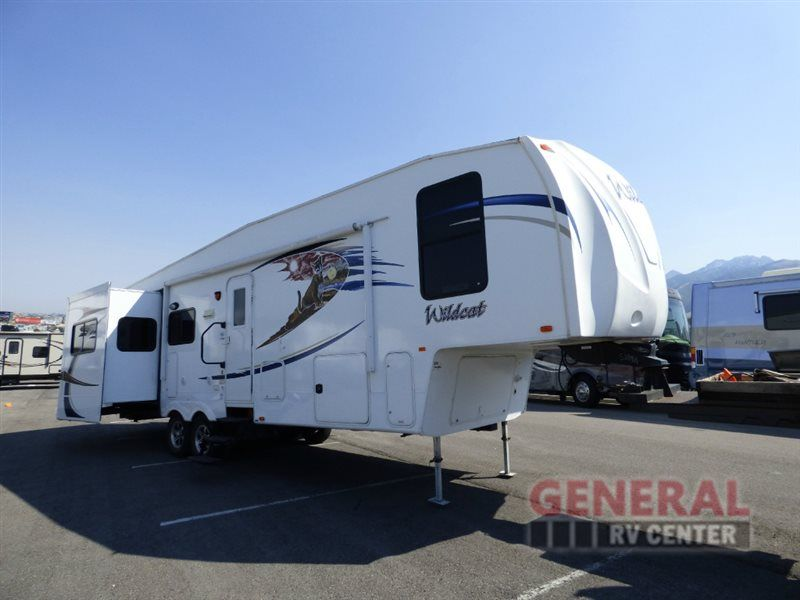 Used 2012 Forest River Rv Wildcat 313re Fifth Wheel At General Rv