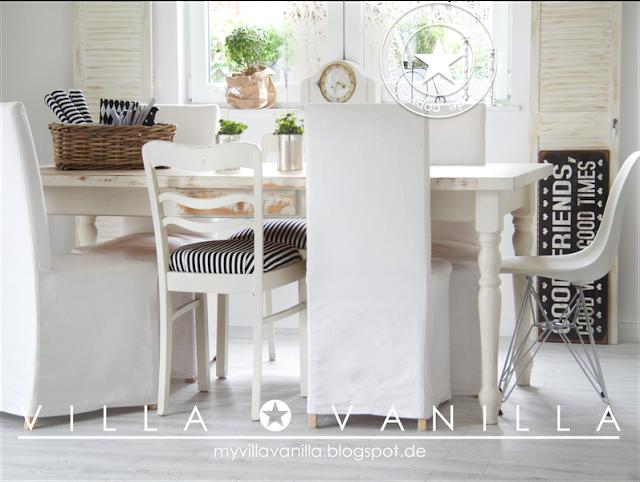 Wohnzimmer · Wohnen · Scandinavian Style · Vanille · Villa ✪ Vanilla