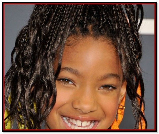 Flat Iron Hairstyles Magnificent Flat Iron Hairstyles For Black Kids  Best Hairstyle Image