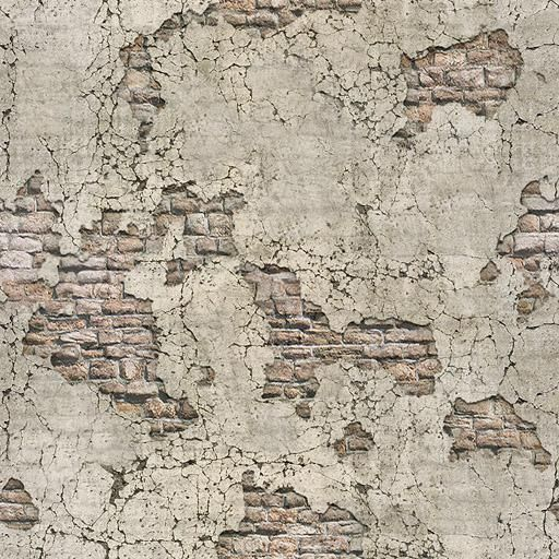 how to fix crumbling brick on house
