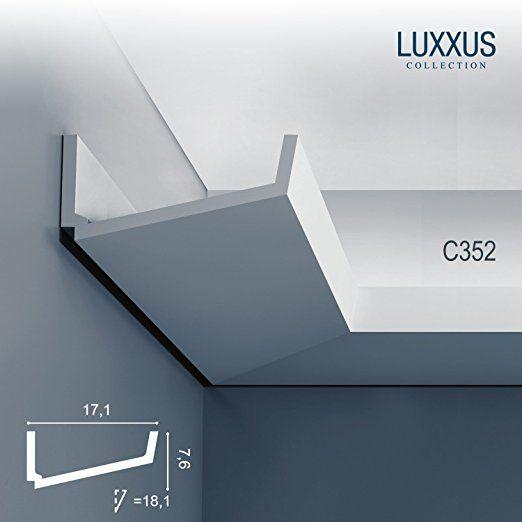 Orac Decor C352 LUXXUS Decken Profilleiste Zierleiste