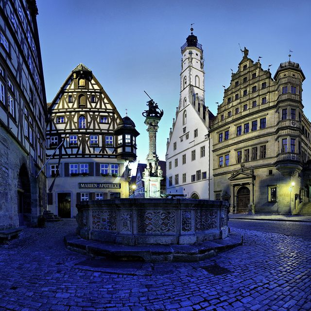 Best Preserved Medieval City In Germany