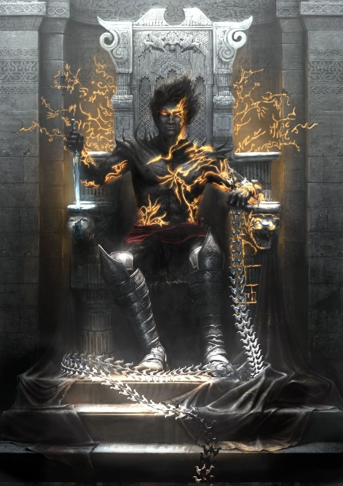 the dark prince prince of persia the two thrones posterboys