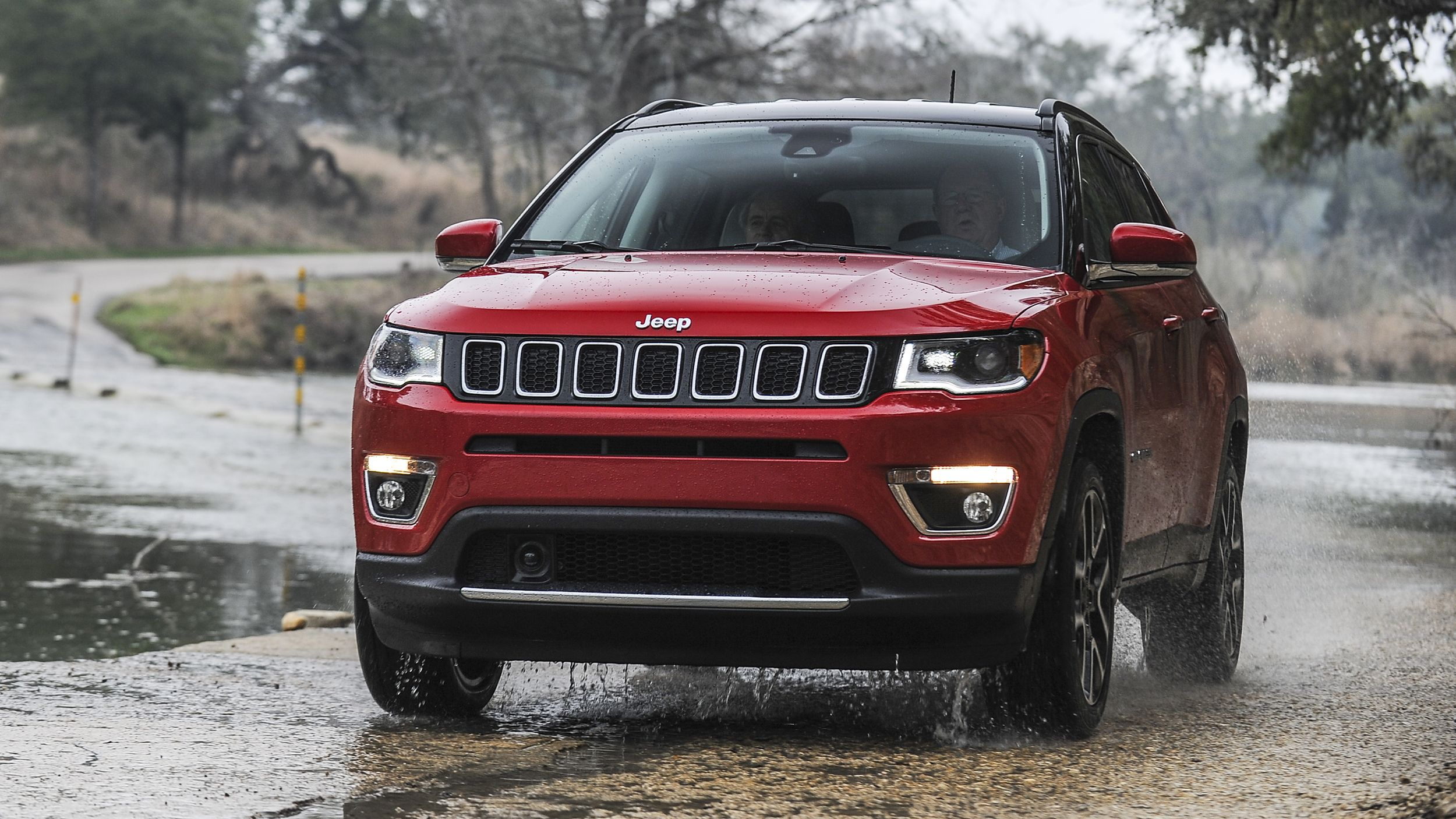 2017 Jeep Compass Review Jeep Commander Jeep Wagoneer Jeep Patriot