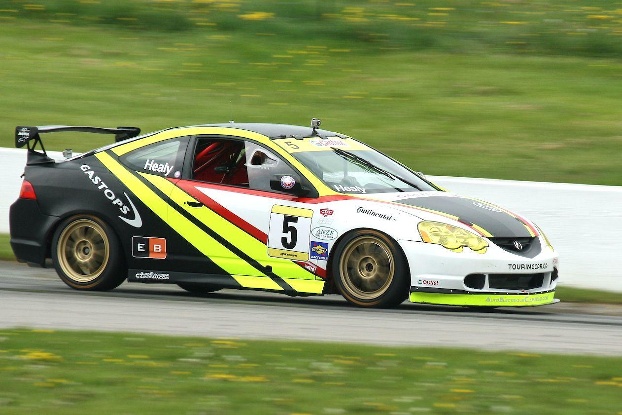2002 acura rsx racecar