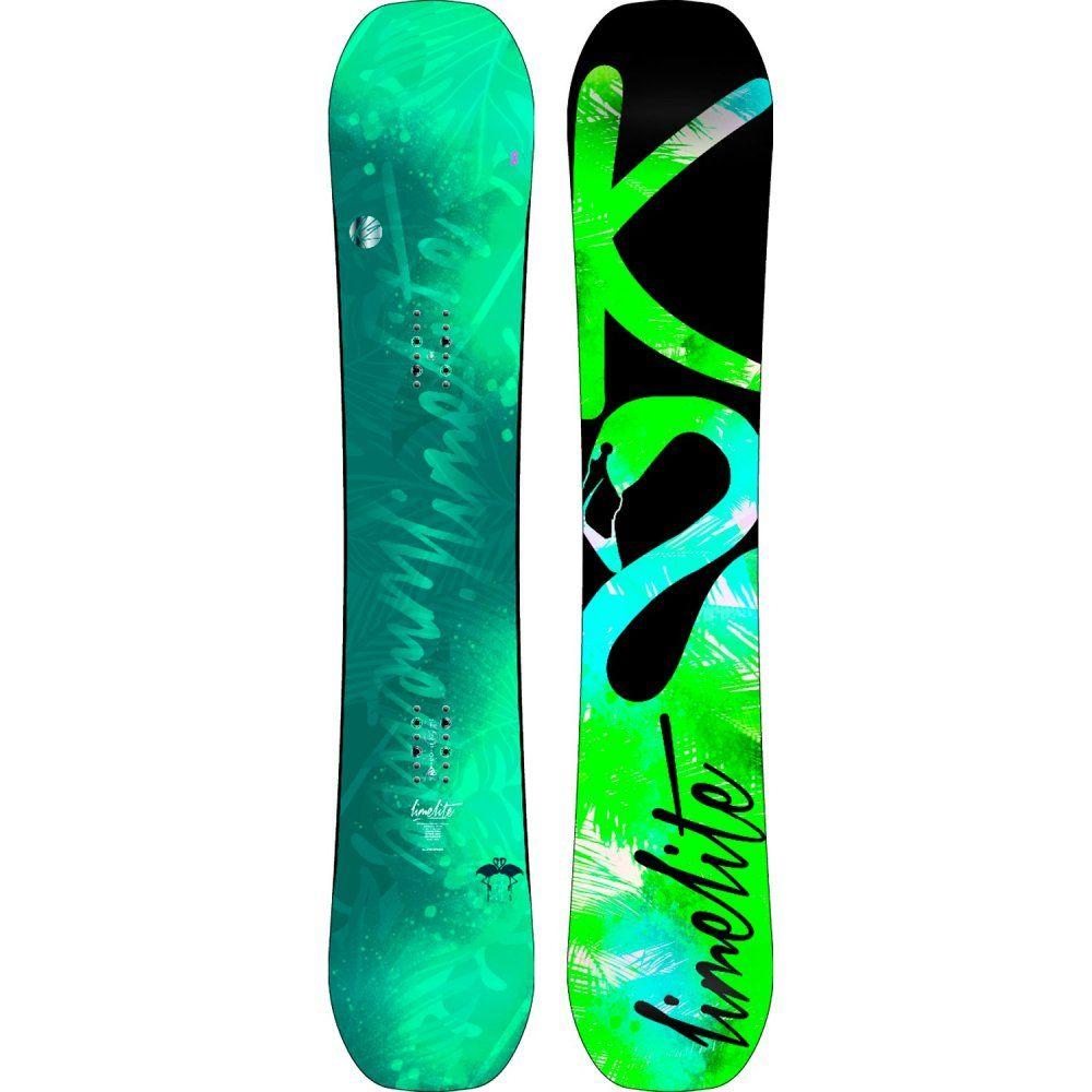 K2 Lime Lite Snowboard (Women's) Peter Glenn