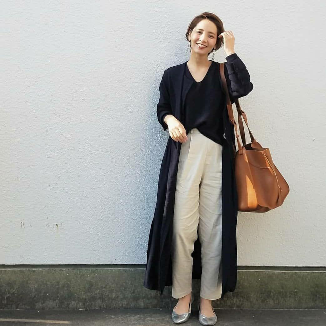 chiharuさんはInstagramを利用しています:「昨日も履いてたGUリネン ...