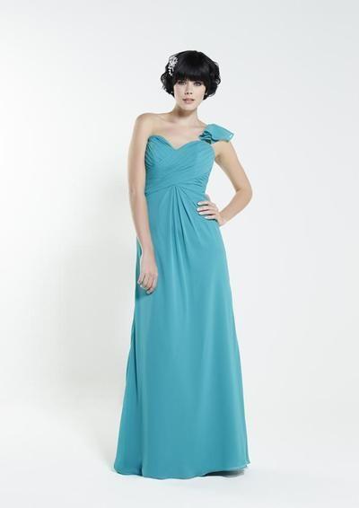 Lana Teal Romantica bridesmaid dress. Alison Jane Bridal Mirfield ...