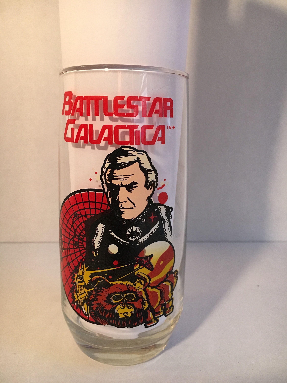 Awesome retro mid century collectible battlestar galactica