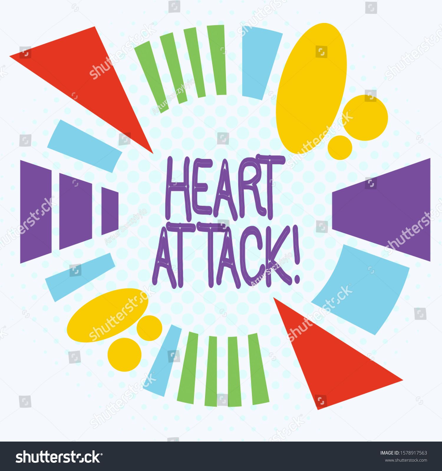 Word writing text Heart Attack. Business concept for sudden occurrence of coronary thrombosis resulting in death Asymmetrical uneven shaped format pattern object outline multicolour design. #Sponsored , #Affiliate, #sudden#concept#occurrence#thrombosis