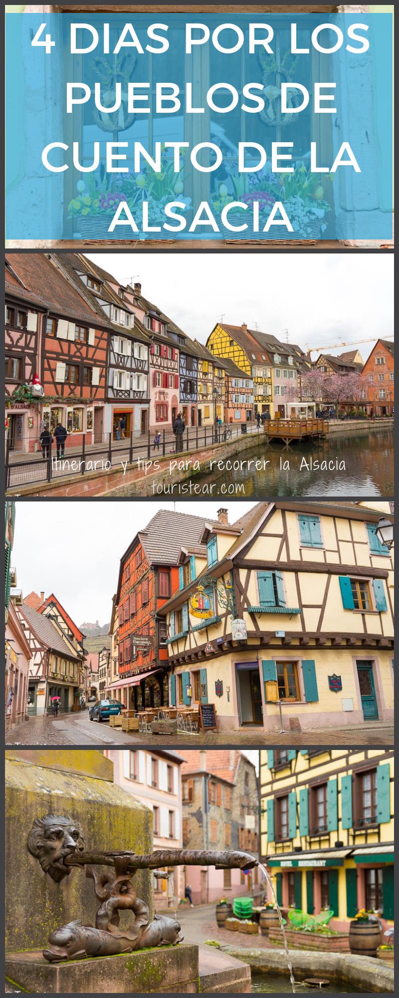 Ruta De 4 Días Por La Alsacia Viajes A Francia Viaje A Europa Destinos Viajes