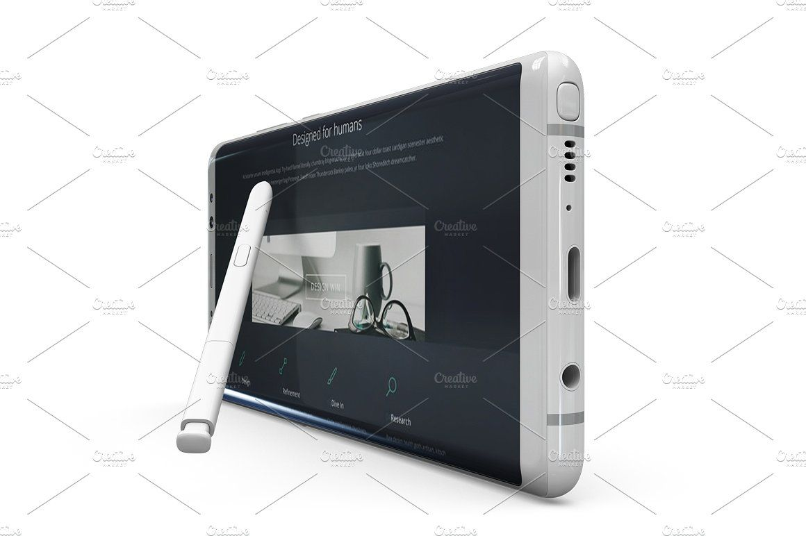 Samsung Galaxy Note 8 Mockup Samsung Galaxy Note 8 Samsung Galaxy Personal Presentation