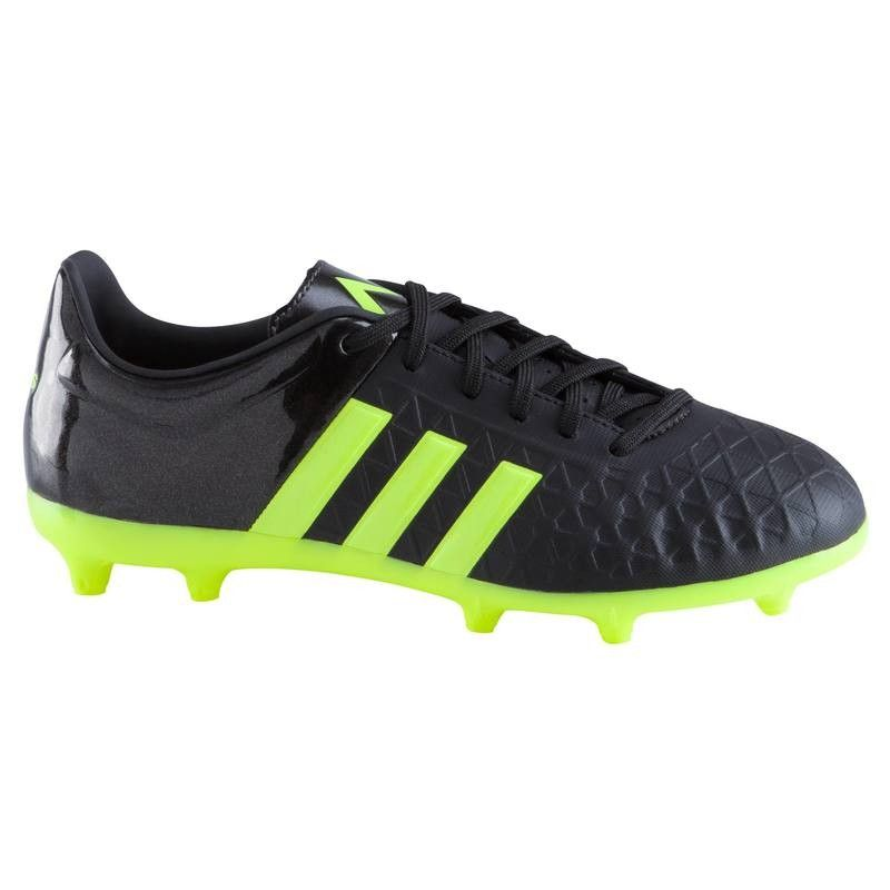 promo codes exclusive shoes latest fashion SPORTS CO Football Chaussures - Ace 15.4 FG enfant noir ...