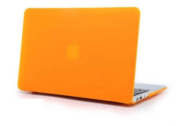 New Matte Rubberized Frosted Case For Apple macbook Air 11.6 13.3/ Pro 13.3 15.4 Pro Retina 13 15 inch Protector For Mac book