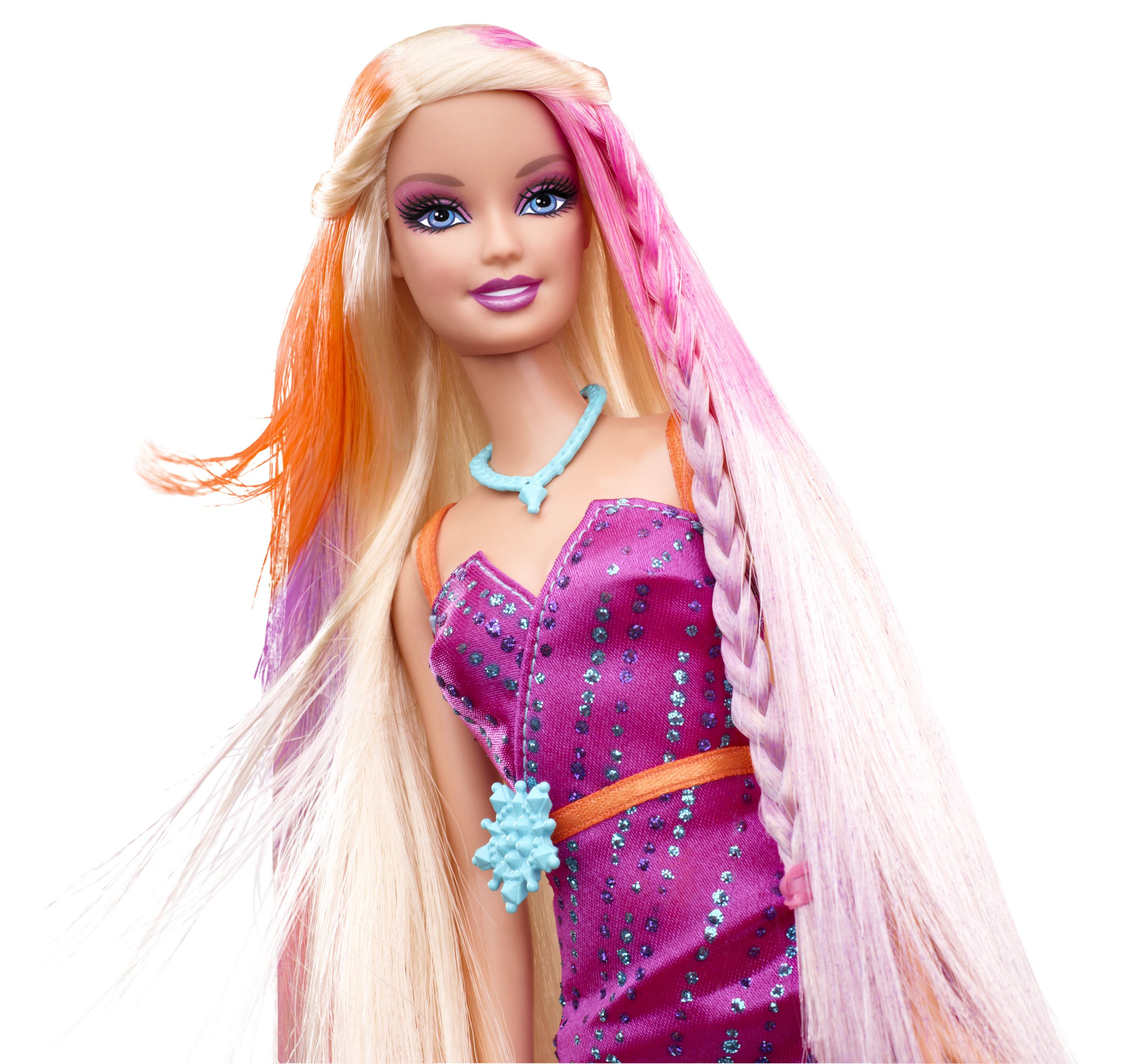 Barbie Hairstyles Beauteous Barbie Doll Hairstyles  Barbie Doll Stylish Hairstylefashionsfor
