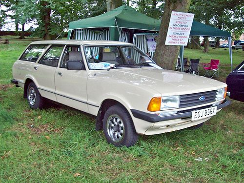 121 Ford Cortina Mk V Estate 1982 Classic Cars British Ford Classic Cars Classic Cars