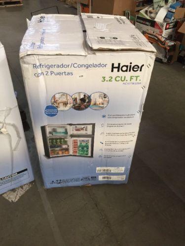 Haier 3.2cu.ft. HC32TW10SB Refrigerator/Freezer 1131 L https://t.co/s8UlOV8Vse https://t.co/GEzKk1QOJA