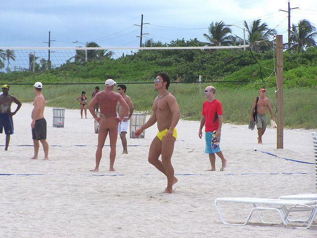 Haulover Beach Park Volleyball By Casino Jones Miami Florida Cool Photos Photo Park