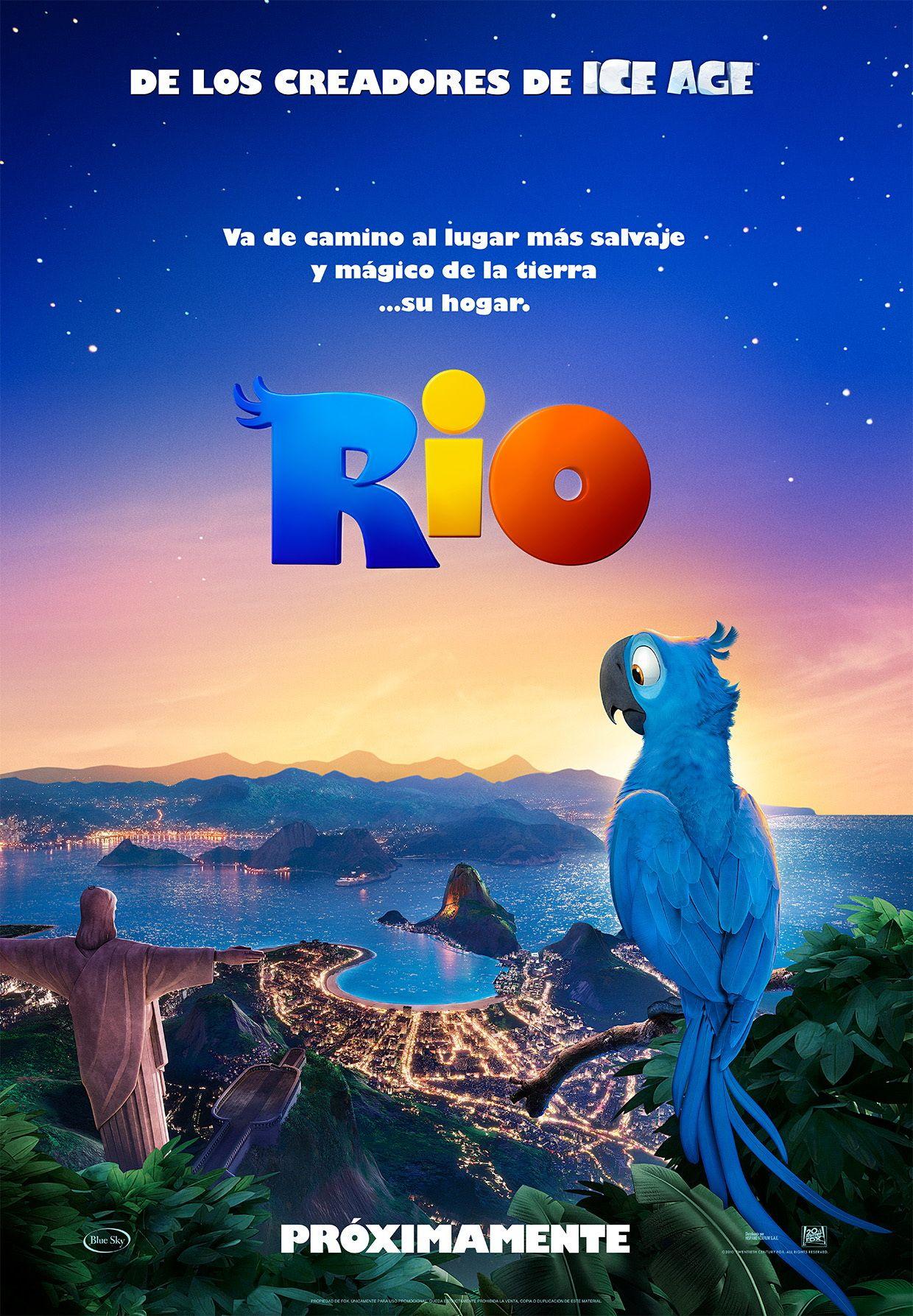 Rio Peliculas Infantiles En Español Peliculas Romanticas En Español Rio La Pelicula