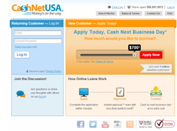 Cashnetusa Promo Code Save 50 On Your Loan Fees Get Yours Now Payday Loans Payday Loan