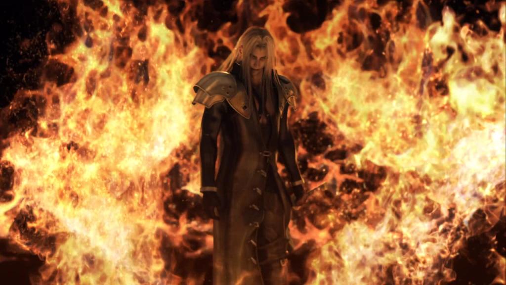 Sephiroth Final Fantasy Final Fantasy Iv Final Fantasy Vii