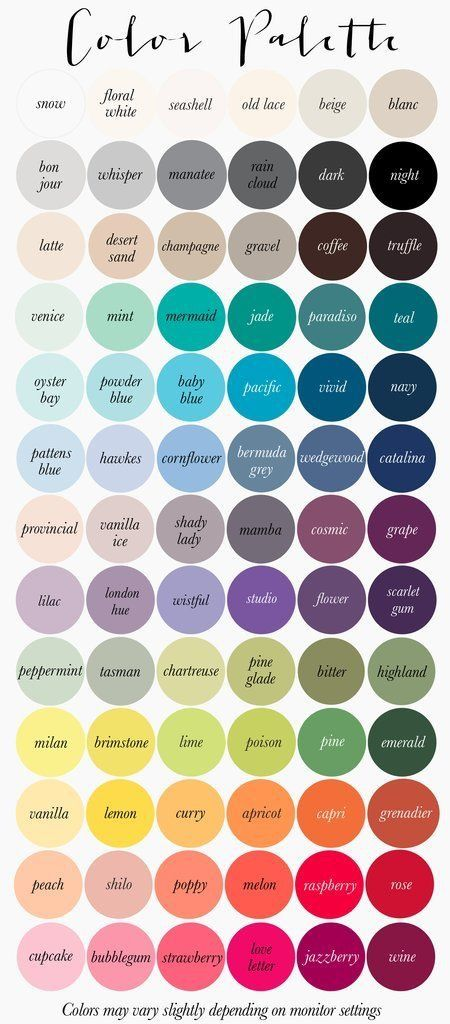 Pin by CJ Smalley on color and palettes-real brands Pinterest - ral color chart