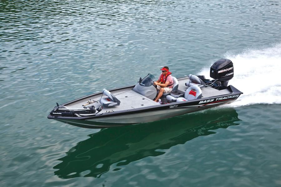 Tracker boats bass panfish boats 2012 pro team 190 for Bass pro fishing boats