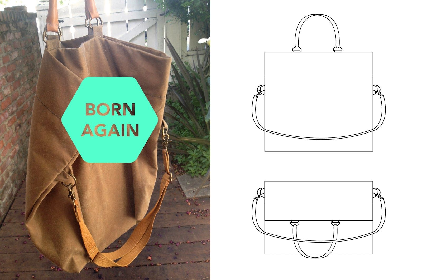 Eighteenth Century Agrarian Business: Tote Re-Do