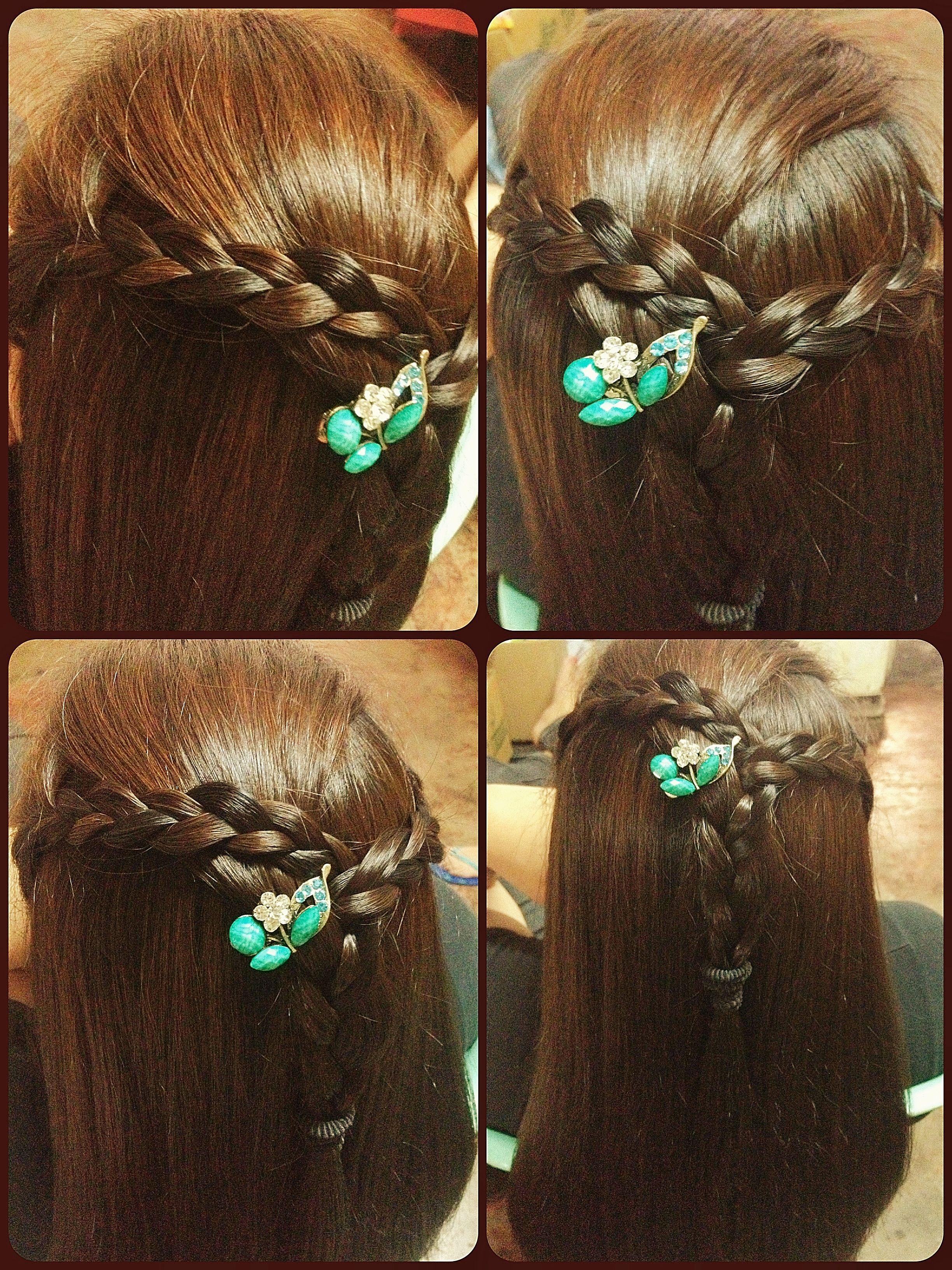 Classic Princess Hair Braid Mitchavez My Everyday Hairstyle