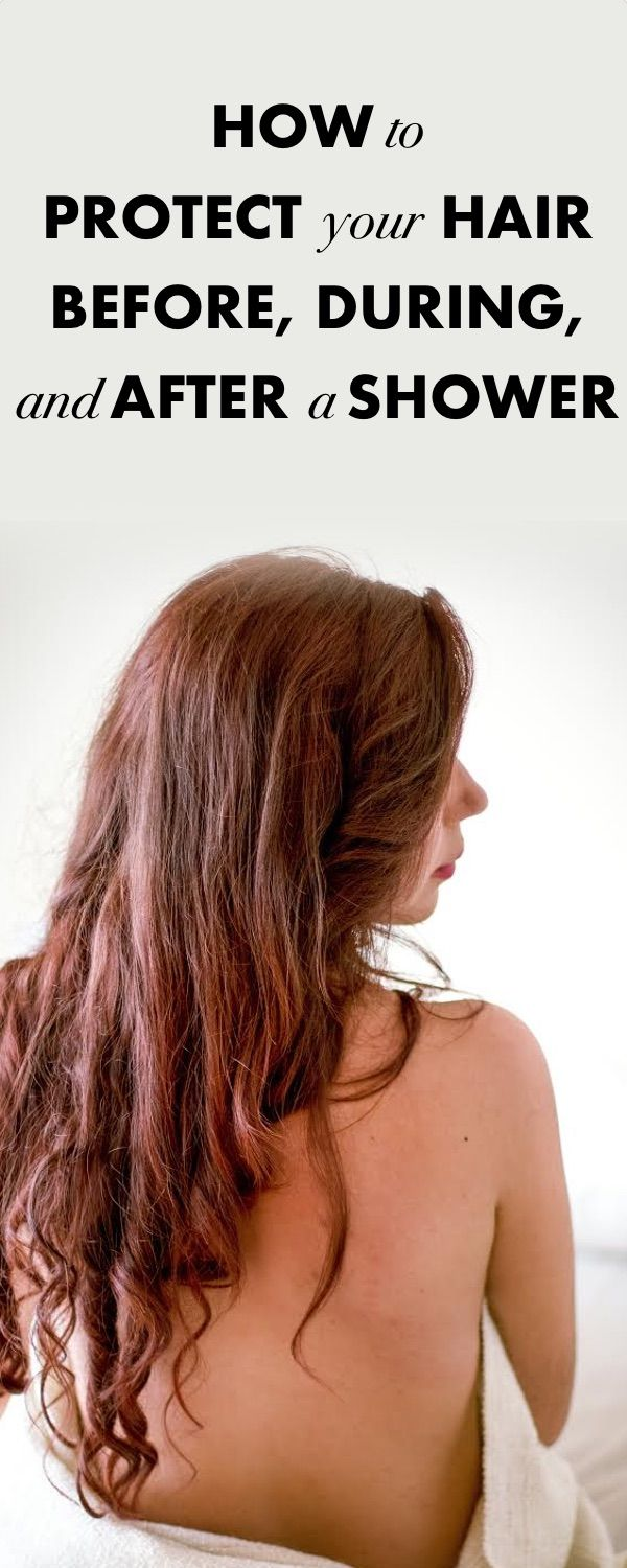 Everything You Should Do To Protect Your Hair Before