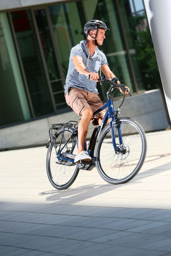 Hercules Futura Rider Ebike Bike News Hercules