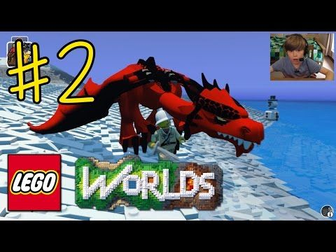 Make A Cake And Feed The Giant Noob Roblox Youtube - Ethan Plays Lego Worlds 2 My Pet Dragon Youtube Heroes