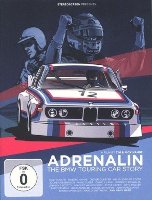 ADRENALIN – BMW TOURING CAR STORY NTSC DVD. DTM, WTCC. PRIAULX, CECOTTO. 123 MIN 725873791311 | eBay