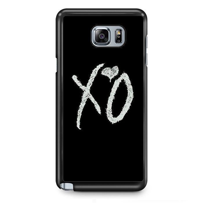 The Weeknd Xo Tatum 11128 Samsung Phonecase Cover Samsung Galaxy