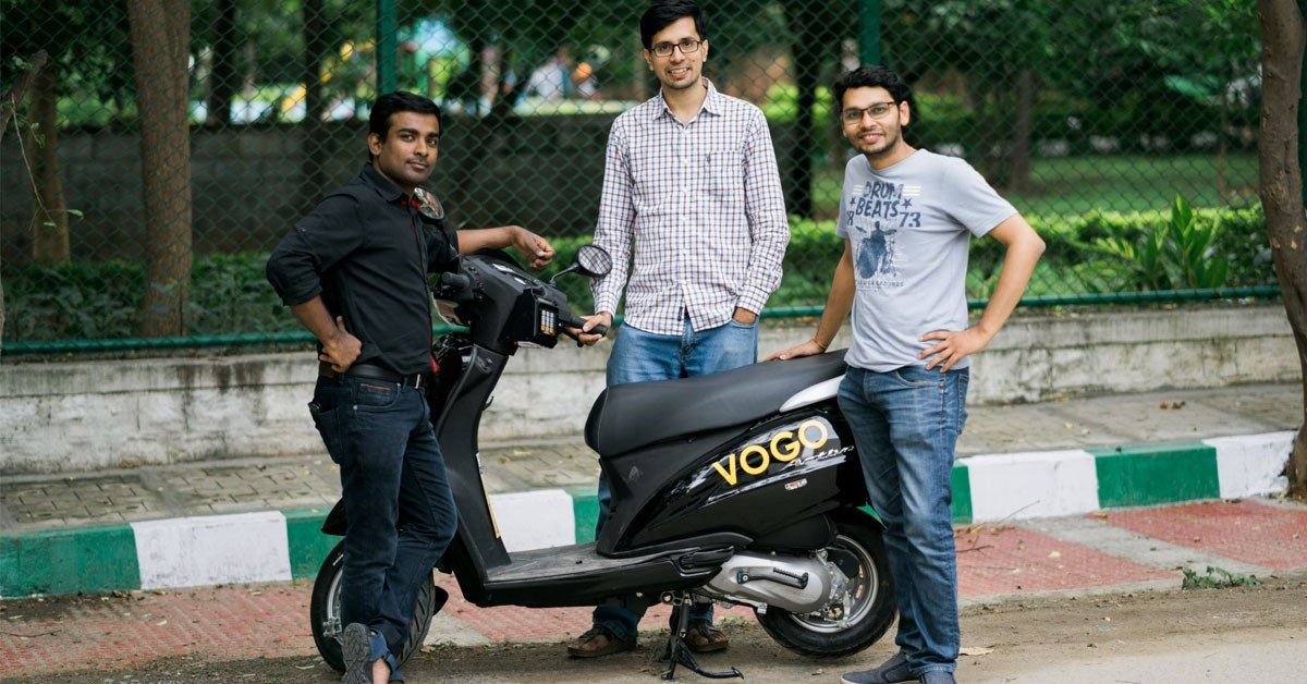Ola To Invest 100 Mn In Scooter Sharing Service Vogo To Beef Up