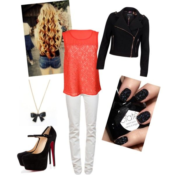 Micaela-club outfit