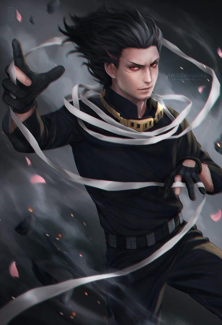 Aizawa Shouta _ My Hero Academia by Zetsuai89 deviantart com
