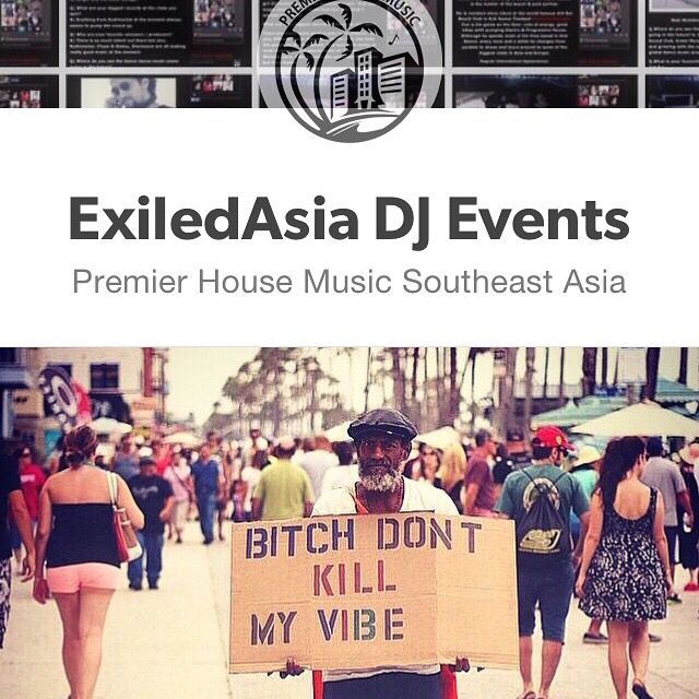 Ok its Monday www.exiledasia.com But we still have the house music