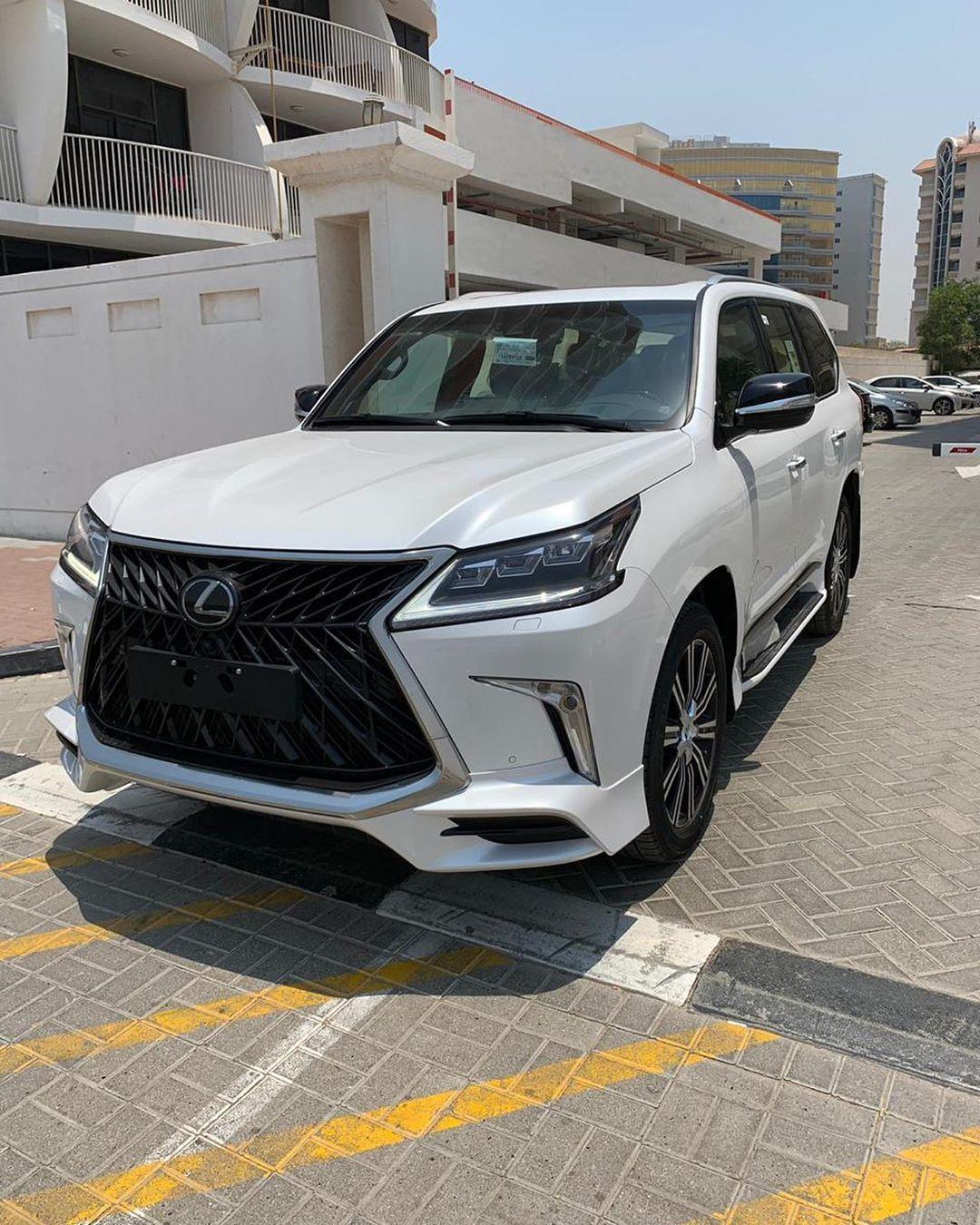 لكزس Lx570 سبورت 2020 Cars Car Lover Car