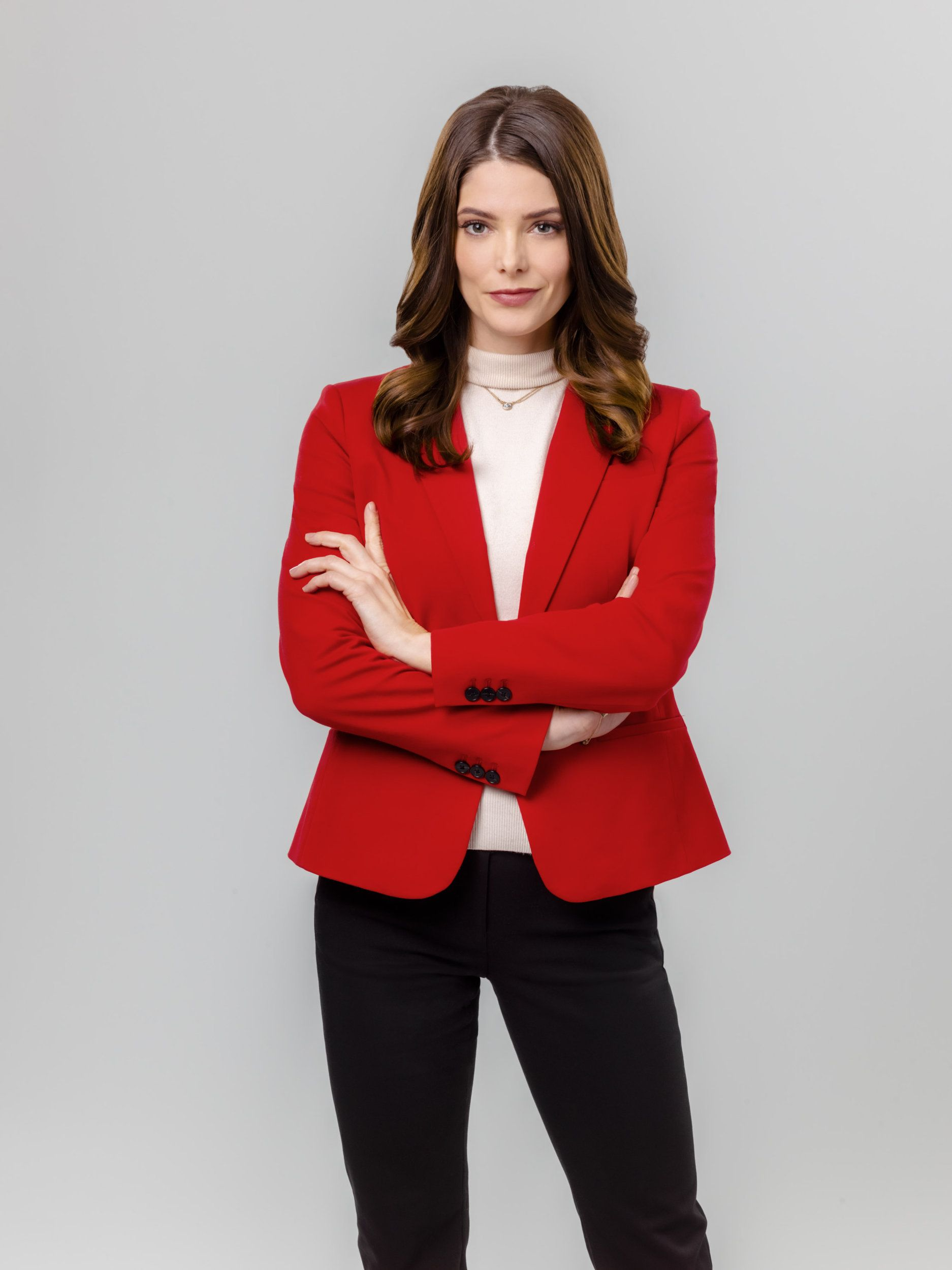 """Learn more about the cast of Hallmark Movies & Mysteries' original movie, """"Christmas On My Mind ..."""