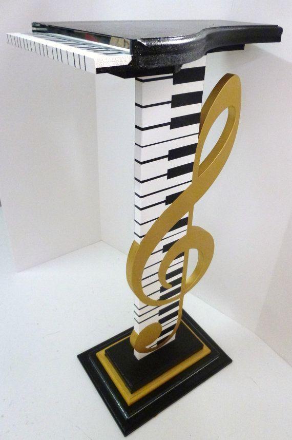 NEW Original & Unique Design Music Piano G by DivaArt69Studios, $529.99