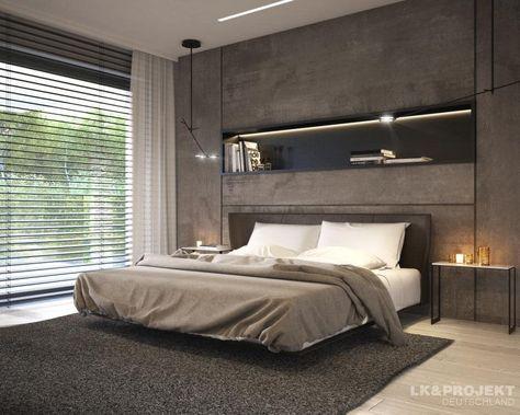 Wohnideen, Interior Design, Einrichtungsideen \ Bilder Bedrooms - moderne schlafzimmer designs