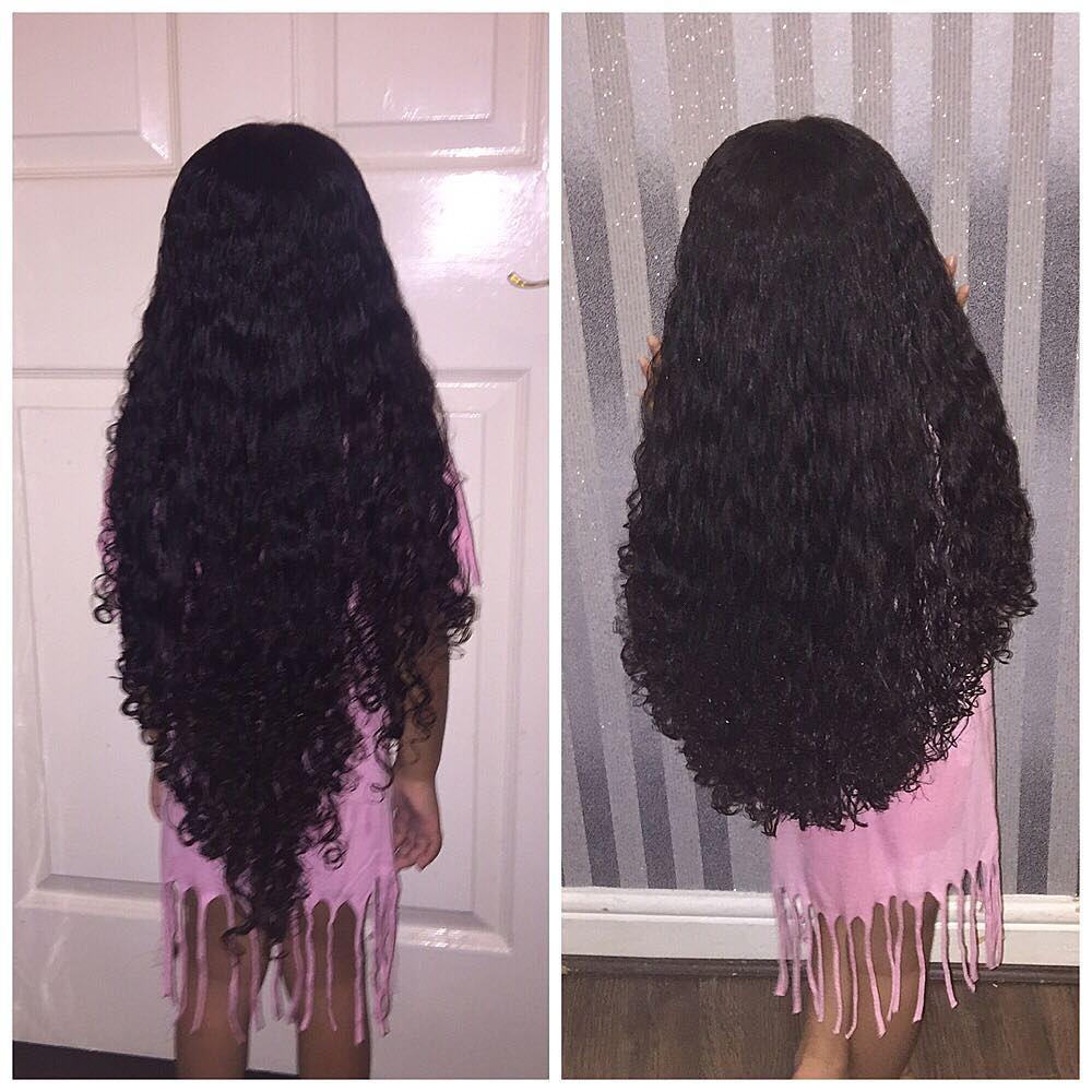 First Ever Hair Cut Looks So Much Better Indian Long Hair