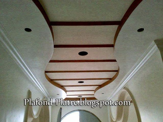 Plafond Suspendu Décoratif Vague | Faux Plafond | Pinterest | Ceilings