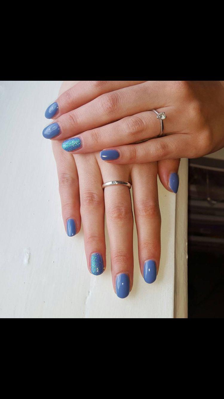 Cuccio gel on my natural nails | Shellac nails | Pinterest ...