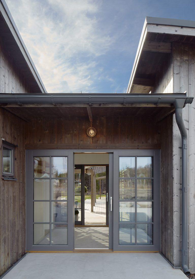 Villa P&L, Gnisvärd M.Arkitektur i 2020 Arkitektur